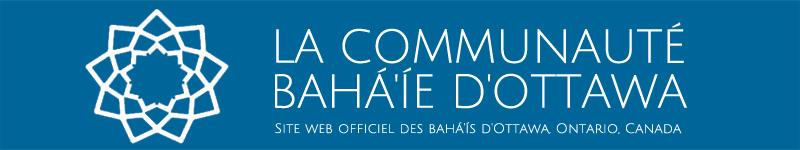 La communauté Bahá'íe d'Ottawa header