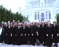 Chicago Choir Photo