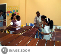 A Passion for the Marimba