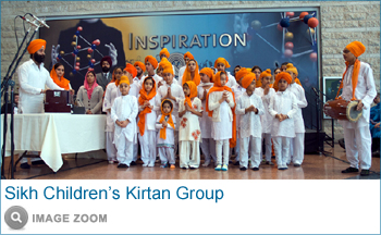 Sikh Children's Kirtan Group