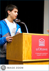 Youth Conferences and Activities Raising Community Capacities in Ottawa